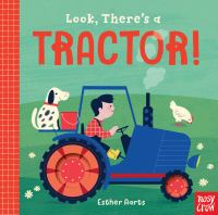 Look, there's a tractor!  Cover Image