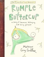 Rumple Buttercup : a story of bananas, belonging, and being yourself Book cover