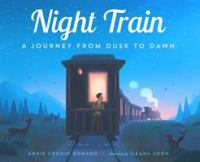 Night train : A journey from dusk to dawn Book cover