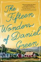 The fifteen wonders of Daniel Green  Cover Image
