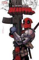 Despicable deadpool  Cover Image