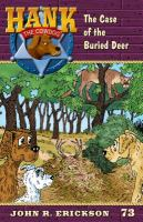 The case of the buried deer Book cover