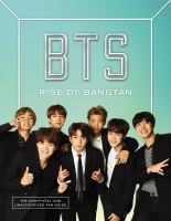 BTS : rise of Bangtan Book cover