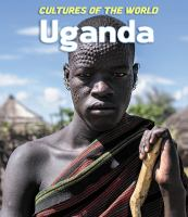Uganda Book cover