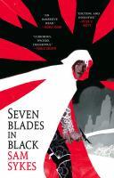 Go to record Seven blades in black