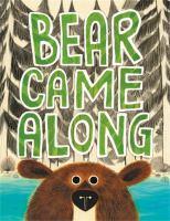 Bear came along Book cover