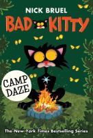 Bad Kitty. Camp Daze  Cover Image