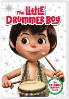 The little drummer boy Book cover