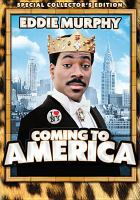 Coming to America  Cover Image