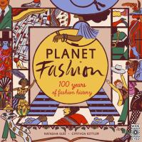 Planet fashion : 100 years of fashion history  Cover Image