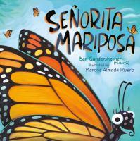 Señorita Mariposa Book cover