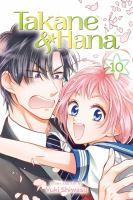 Takane & Hana. Volume 10  Cover Image