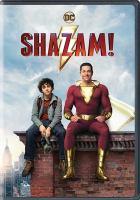 Shazam!  Cover Image