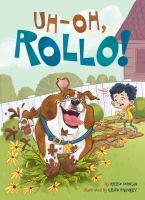 Uh-oh, Rollo! Book cover
