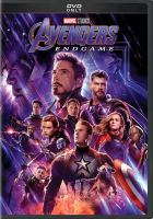 Avengers. Endgame Book cover