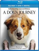 A dog's journey Book cover