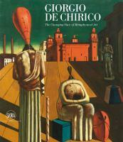 Giorgio De Chirico by edited by Victoria Noel-Johnson.