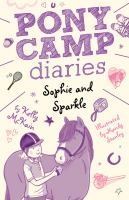 Sophie and Sparkle by by Kelly McKain ; illustrated by Mandy Stanley.
