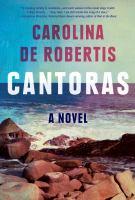 Cantoras Book cover