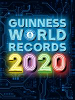 Guinness world records 2020. Cover Image