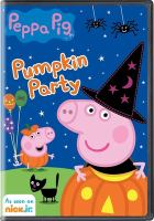 Peppa pig. Pumpkin party Book cover