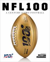 NFL 100 : a century of pro football Book cover