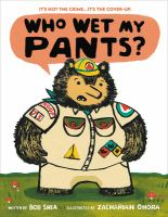 Who wet my pants? Book cover