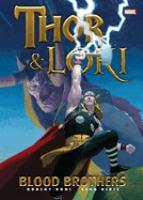 Thor & Loki : blood brothers  Cover Image
