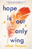 Hope is our only wing Book cover