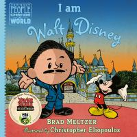 I am Walt Disney Book cover