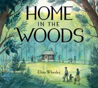 Home in the woods Book cover