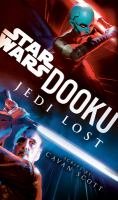 Dooku : Jedi lost Book cover