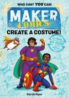 Create a costume! Book cover