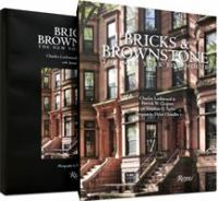 Bricks & brownstone by Charles Lockwood & Patrick W. Ciccone with Jonathan D. Taylor; foreword by the New York Landmarks Conservancy; essay by Fran Leadon; photography by Dylan Chandler.