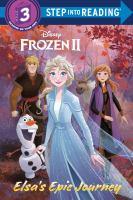 Elsa's epic journey Book cover