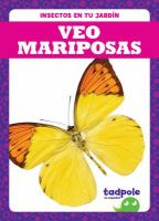 Veo mariposas Book cover