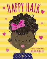 Happy hair Book cover