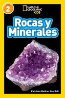 Rocas y minerales Book cover