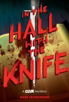 In the hall with the knife  Cover Image