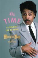 On time : a princely life in funk Book cover