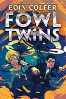 The Fowl twins by Eoin Colfer.
