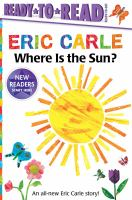 Where is the sun? Book cover