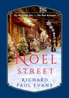 Noel Street by Richard Paul Evans.