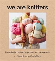 We are knitters by knitspiration to take anywhere and everywhere.
