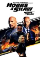 Hobbs & Shaw Book cover