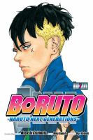 Boruto : Naruto next generations Volume 7 Kawaki Book cover