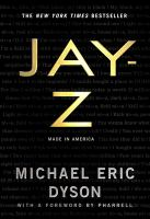 Jay-Z : made in America Book cover