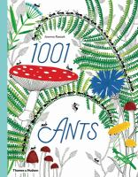 1001 ants Book cover