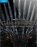 Game of thrones. The complete eighth season Book cover