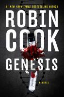 Genesis by Robin Cook.